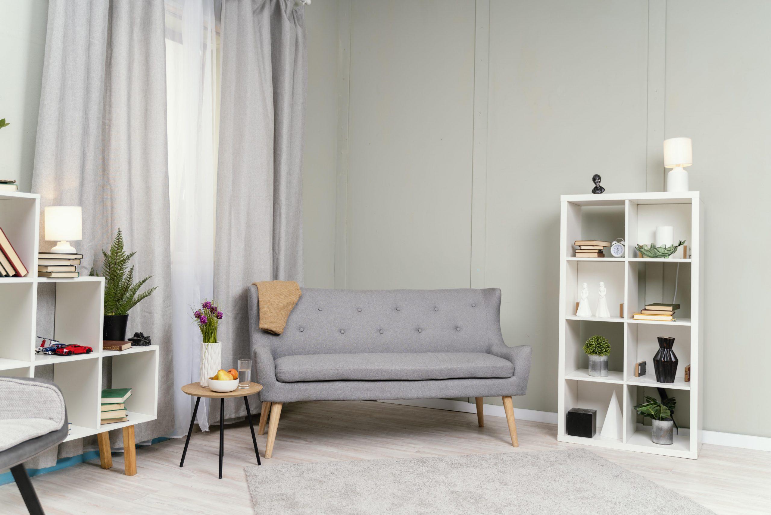 Ide Dekorasi Pada Sudut Ruangan Apartemen